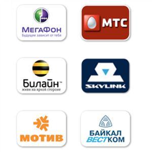 Операторы сотовой связи Гусиноозерска
