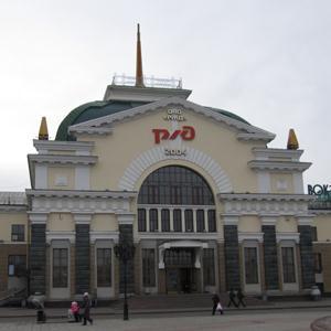 Железнодорожные вокзалы Гусиноозерска